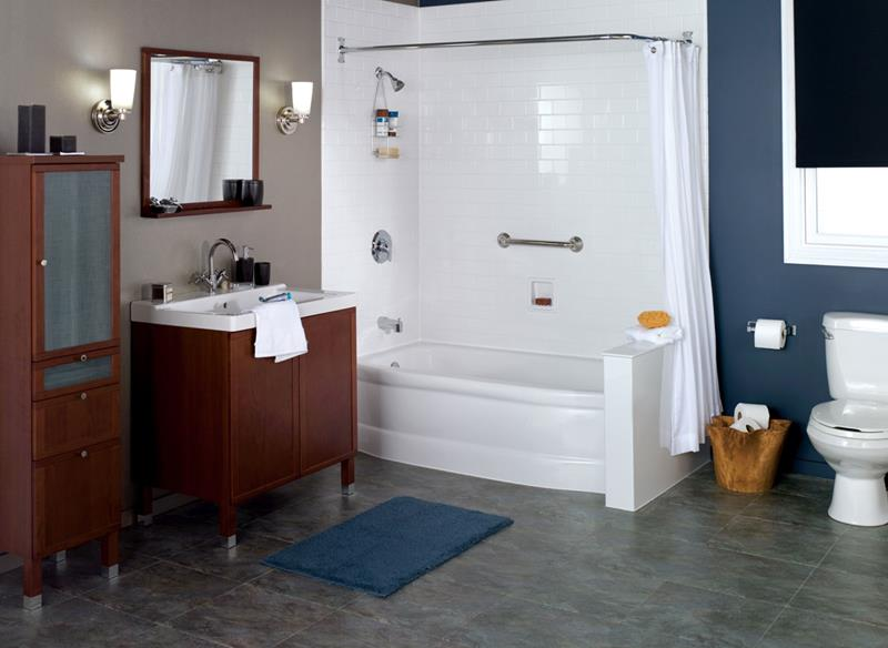 image named 17 Bathroom Trends for 2017 and 3 on the Way Out 5