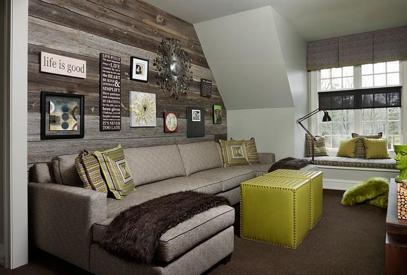 image named 20 Amazing Accent Walls title