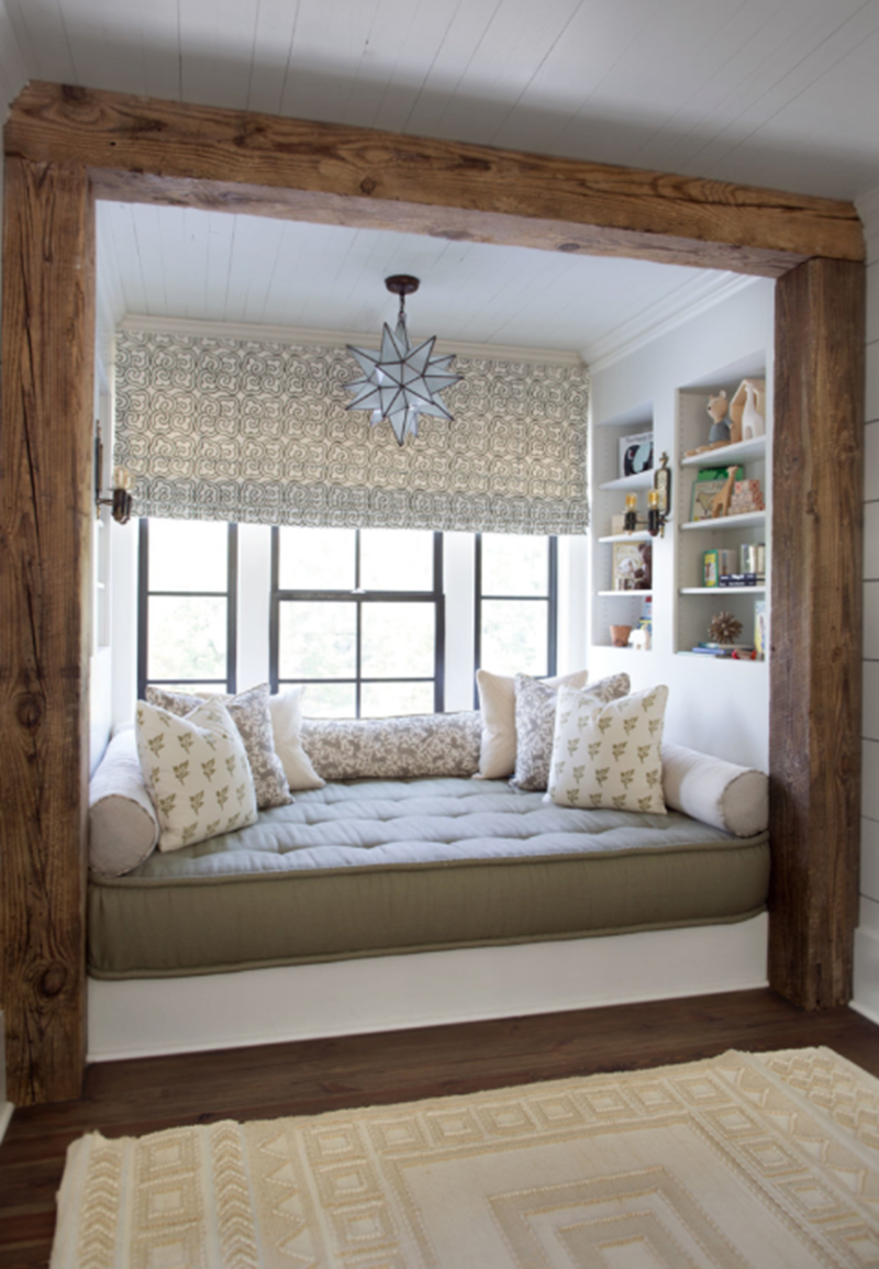 image named 20 Beautiful Examples of Country Chic Home Interiors 10