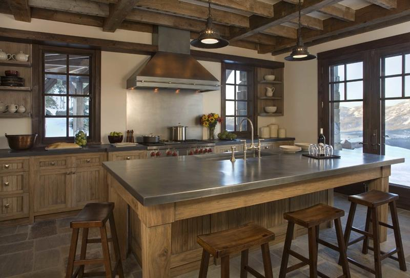 image named 20 Beautiful Examples of Country Chic Home Interiors 12