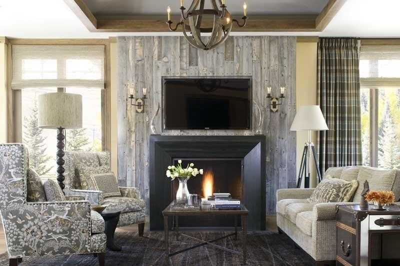 image named 20 Beautiful Examples of Country Chic Home Interiors 13