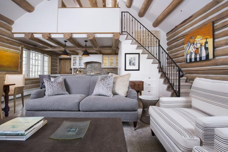 image named 20 Beautiful Examples of Country Chic Home Interiors 16