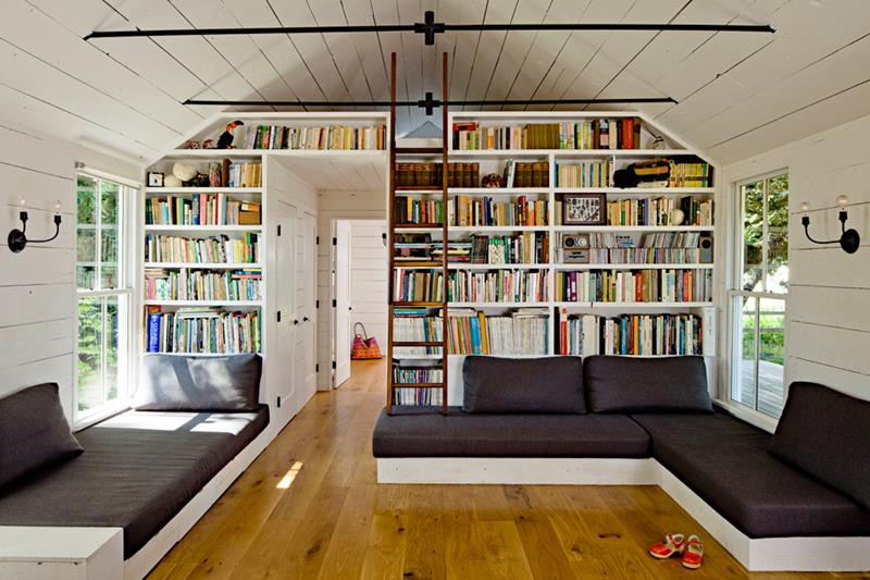 image named 20 Beautiful and Space Saving Built Ins title