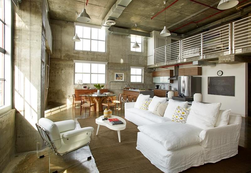 image named 20 Gorgeous Open Concept Rooms 11