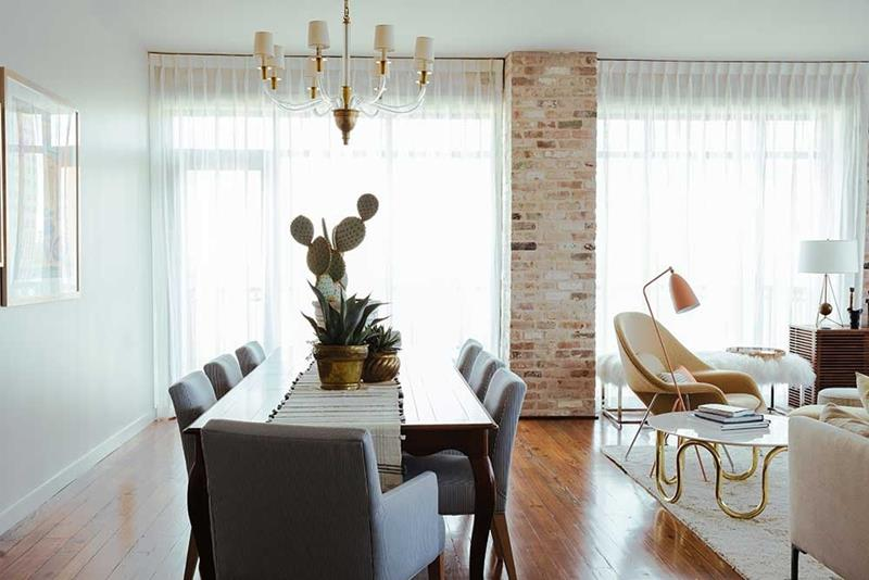 image named 20 Gorgeous Open Concept Rooms 17