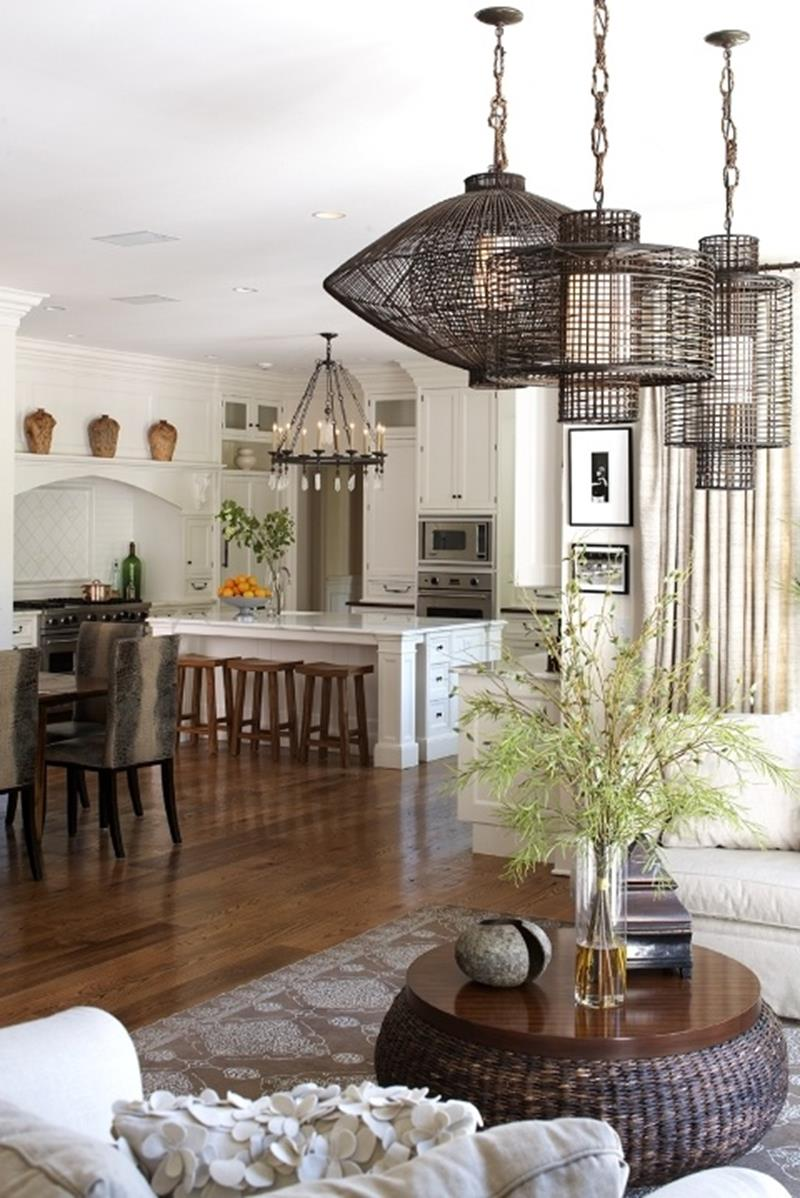 image named 20 Gorgeous Open Concept Rooms 4