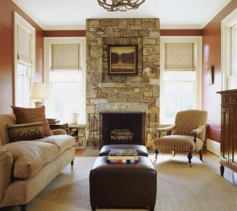 image named 20 Incredible Design Ideas for Fireplaces title