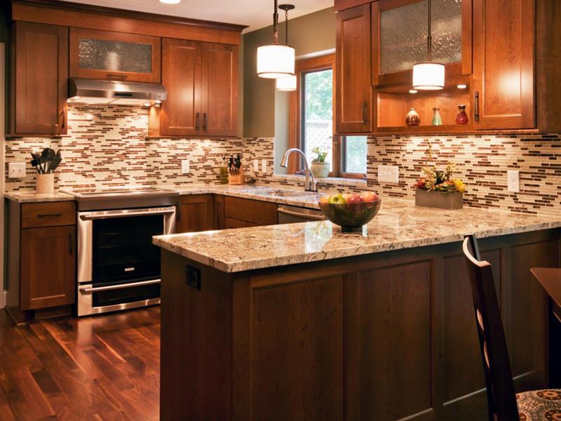 image named 20 Incredible Ideas for Kitchen Backsplashes 1