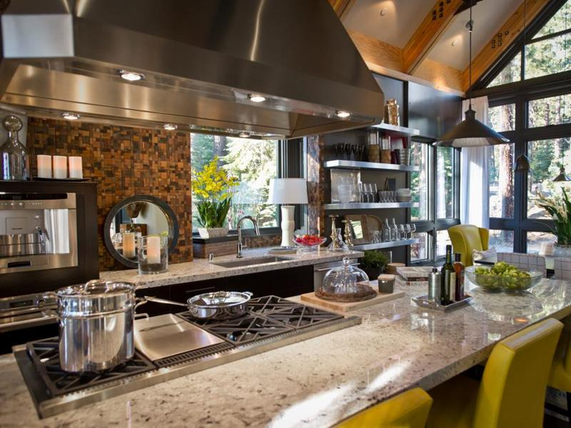 image named 20 Incredible Ideas for Kitchen Backsplashes 13