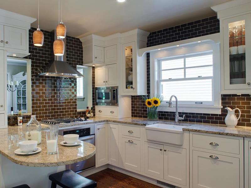 image named 20 Incredible Ideas for Kitchen Backsplashes 14