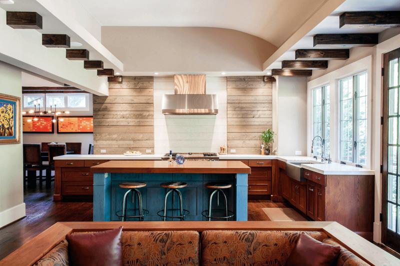 image named 20 Incredible Ideas for Kitchen Backsplashes 15