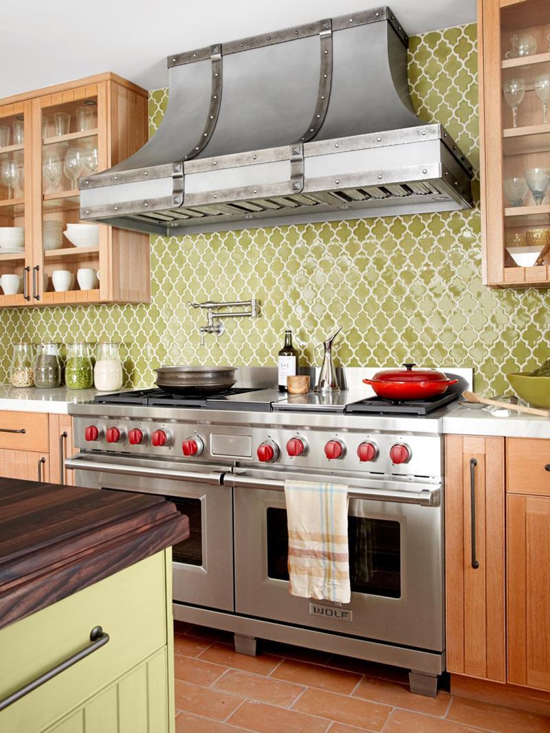 image named 20 Incredible Ideas for Kitchen Backsplashes 18