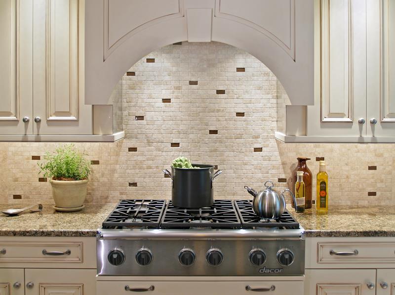 image named 20 Incredible Ideas for Kitchen Backsplashes 19