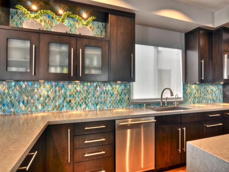 image named 20 Incredible Ideas for Kitchen Backsplashes 9
