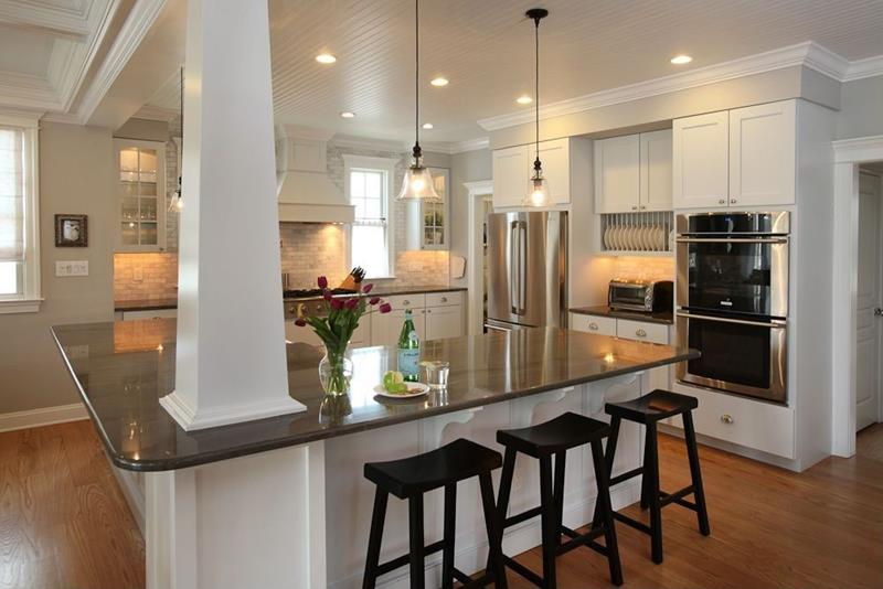 image named 20 Incredible Kitchen Island Designs 13