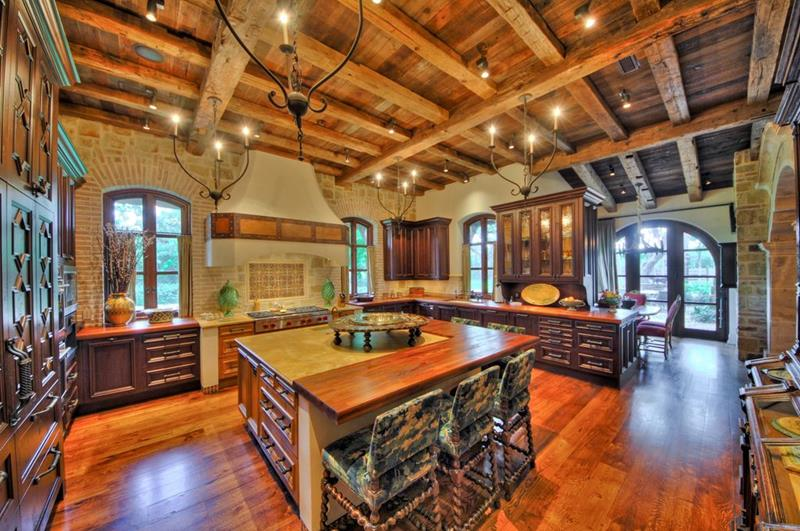 image named 20 Incredible Kitchen Island Designs title