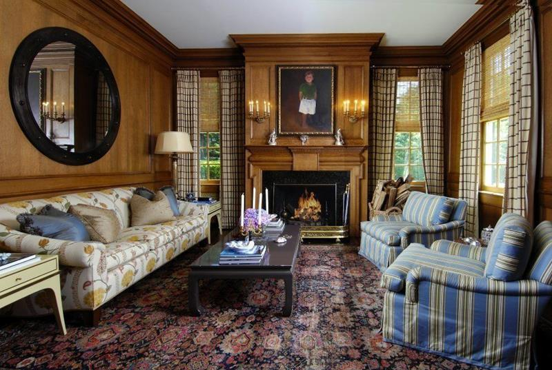 image named 20 Jaw Dropping Family Room Designs 16