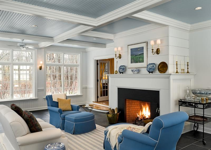 image named 20 Jaw Dropping Family Room Designs 20