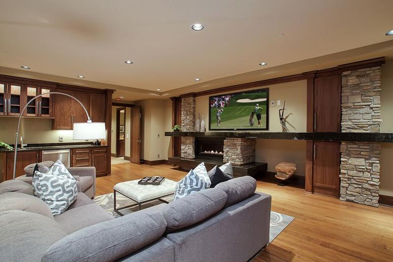 image named 20 Jaw Dropping Family Room Designs 6