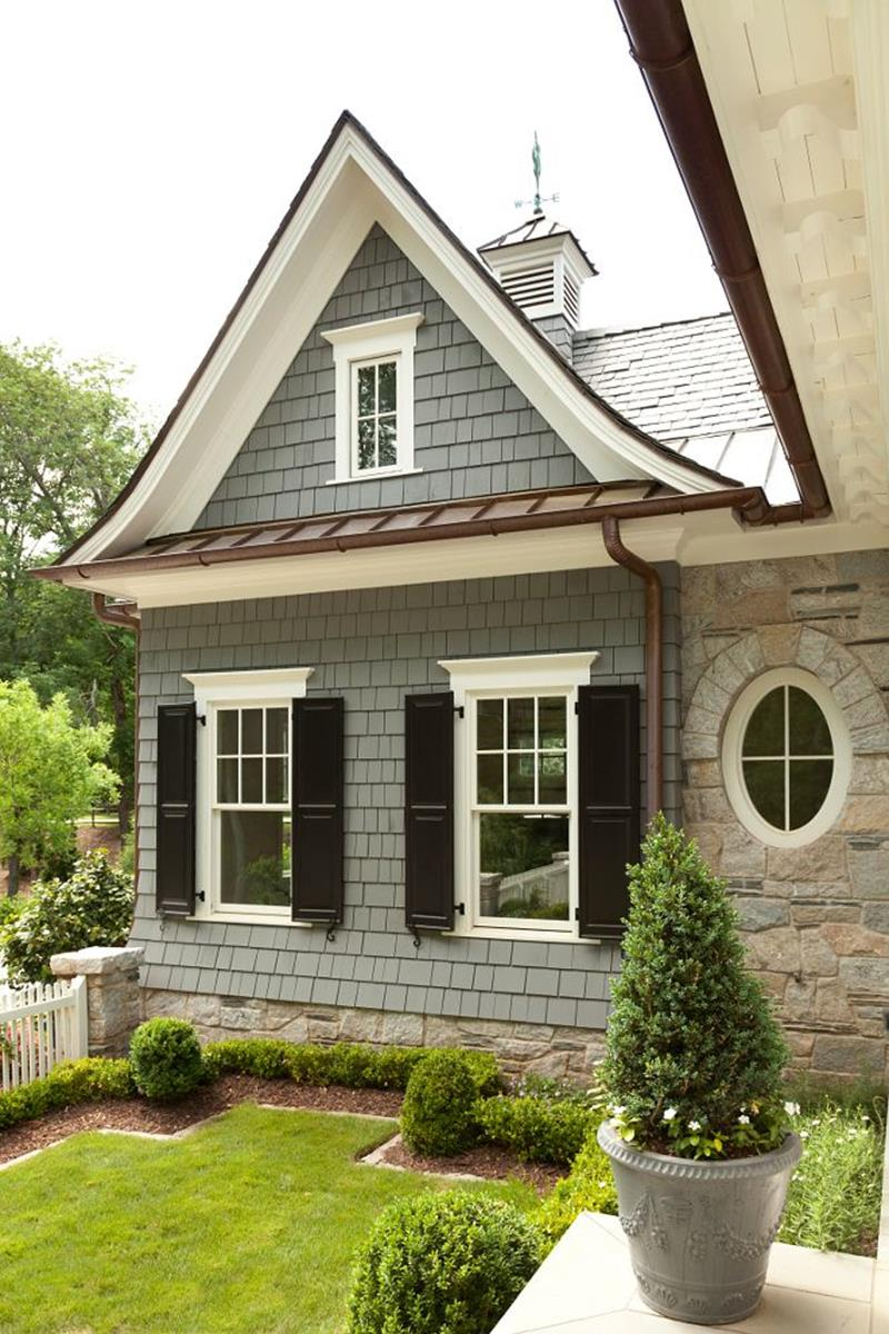 image named 20 Stunning Traditional Exterior Design Ideas 3