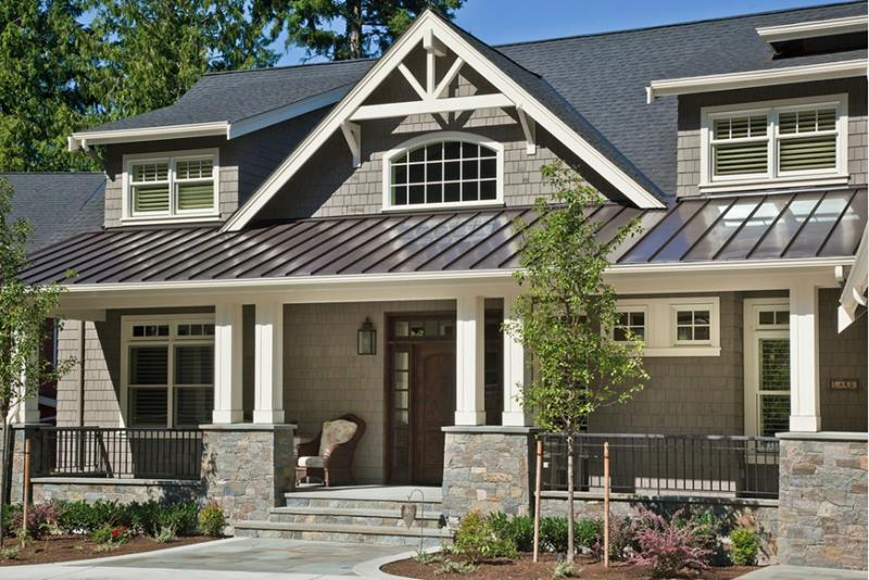 image named 20 Stunning Traditional Exterior Design Ideas 4