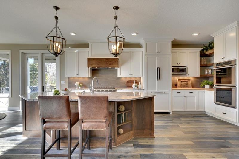 image named 20 Amazing Luxury Kitchen Designs 11