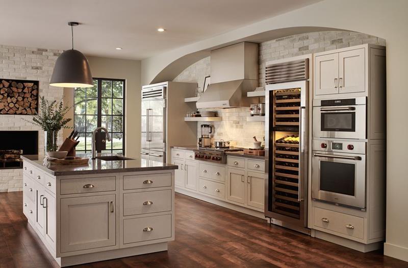 image named 20 Amazing Luxury Kitchen Designs 12