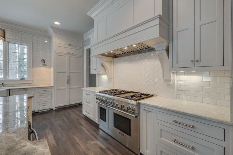 image named 20 Amazing Luxury Kitchen Designs 14