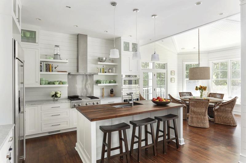 image named 20 Amazing Luxury Kitchen Designs 15