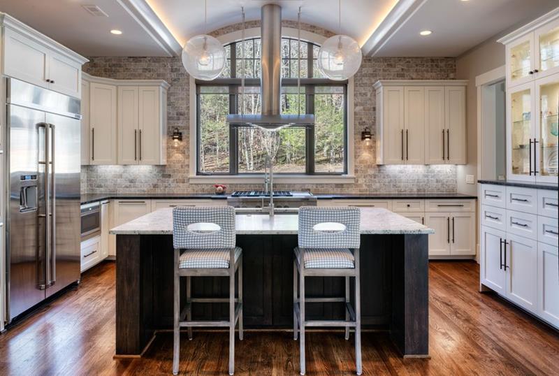 image named 20 Amazing Luxury Kitchen Designs 17