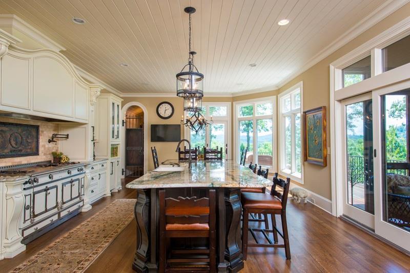image named 20 Amazing Luxury Kitchen Designs 19