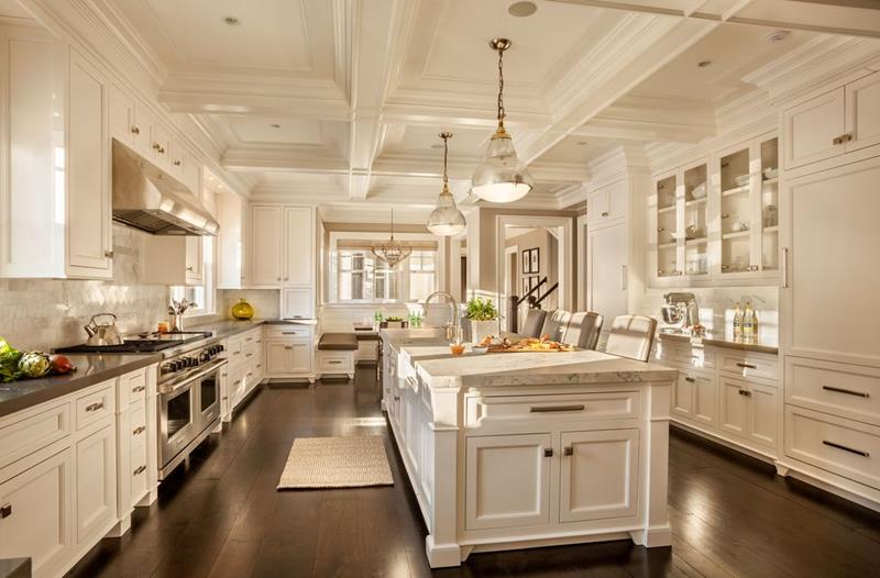 image named 20 Amazing Luxury Kitchen Designs 4