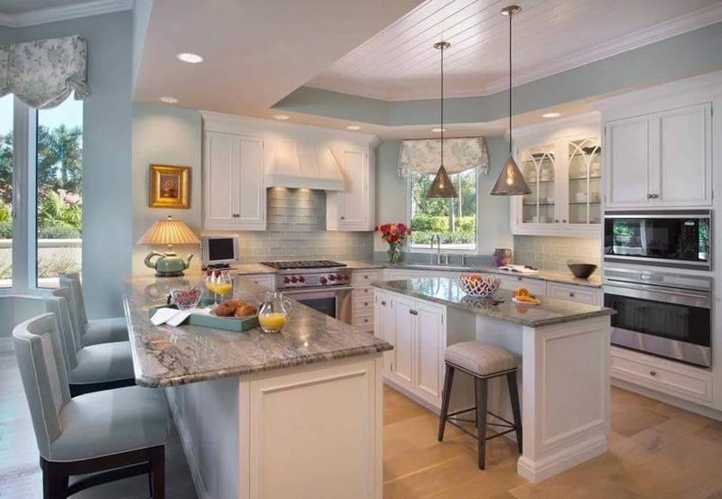 image named 20 Amazing Luxury Kitchen Designs title