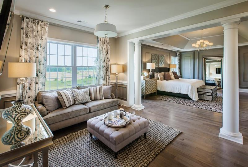 image named 20 Amazing Luxury Master Bedroom Design Ideas 3