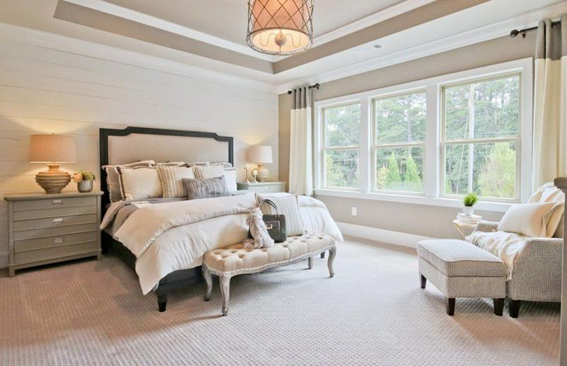 image named 20 Amazing Luxury Master Bedroom Design Ideas 5