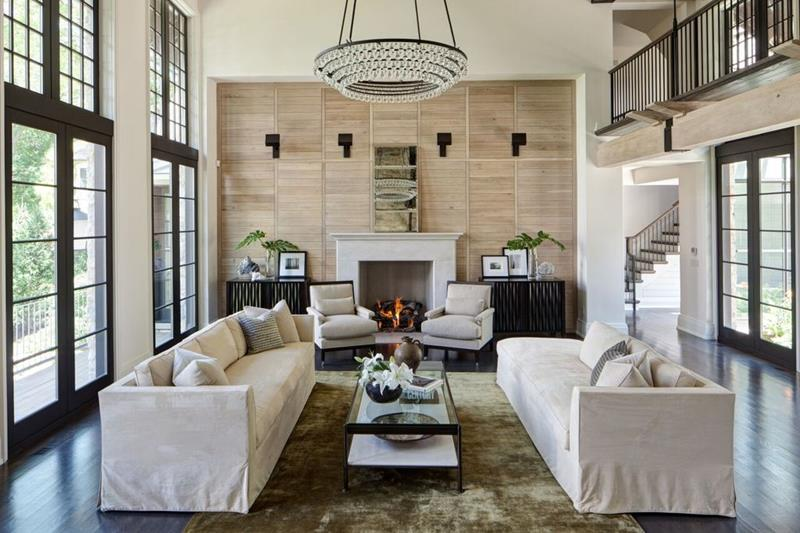 image named 20 Gorgeous Luxury Living Rooms 2