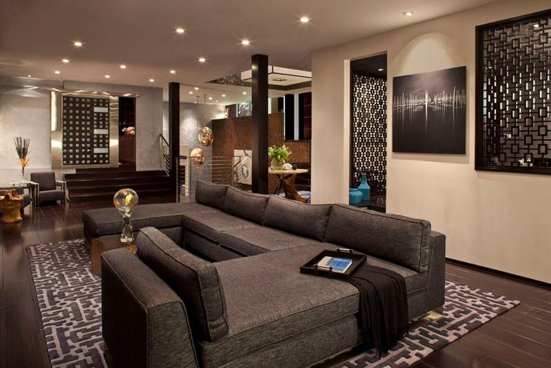 image named 20 Gorgeous Luxury Living Rooms 3