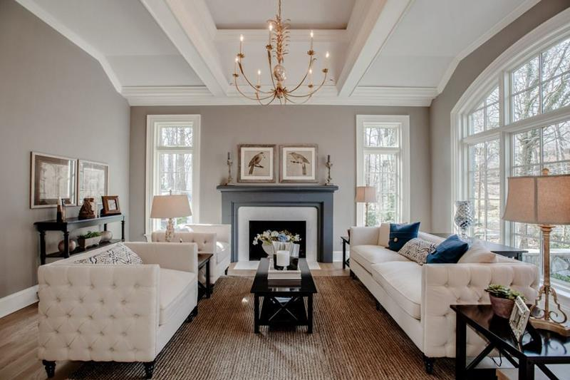image named 20 Gorgeous Luxury Living Rooms 4