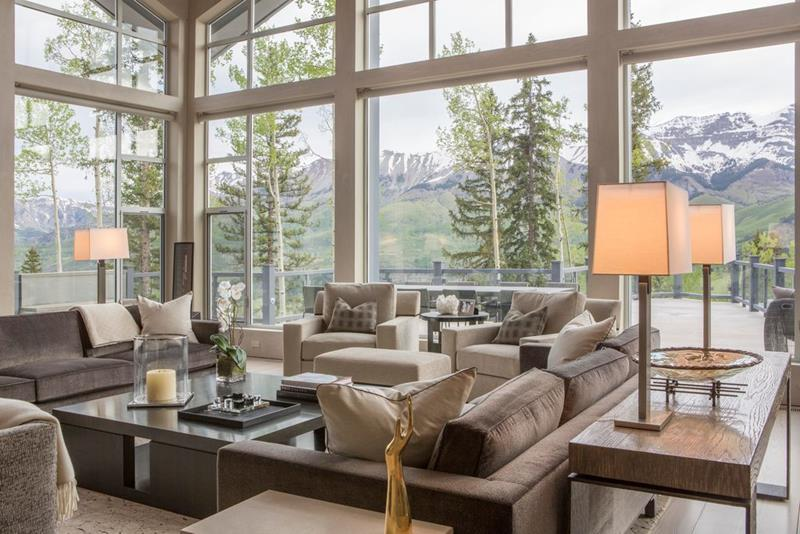 image named 20 Gorgeous Luxury Living Rooms 5
