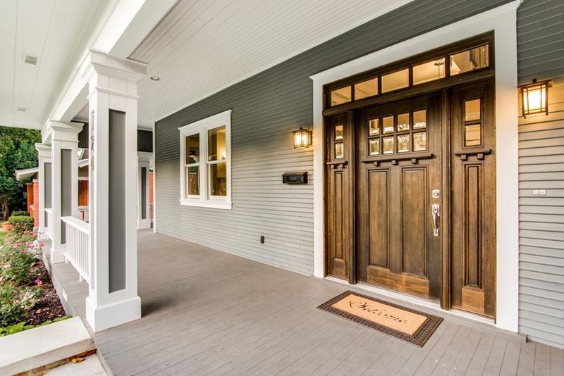 image named 20 Amazing Front Door Designs 1