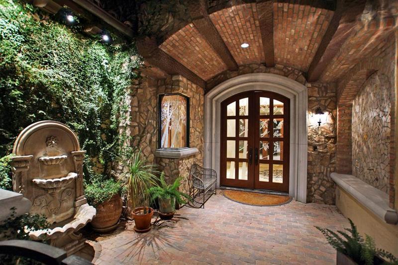 image named 20 Amazing Front Door Designs title