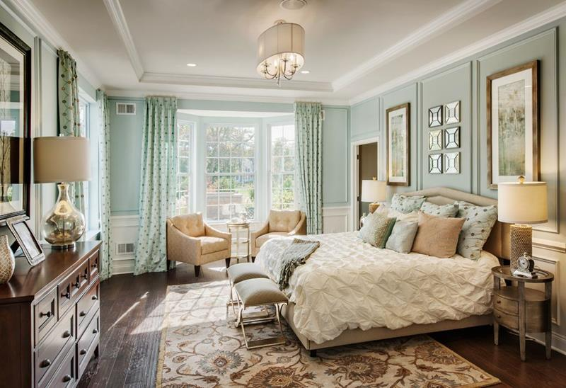 image named 20 Amazing Rooms with Tray Ceilings 1