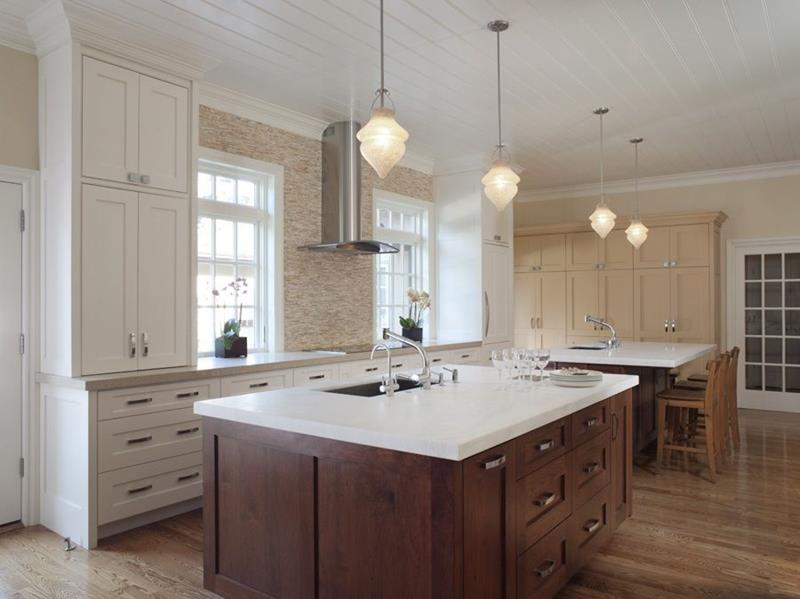 image named 20 Beautiful Traditional Kitchen Designs 1