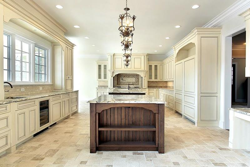 image named 20 Beautiful Traditional Kitchen Designs 3