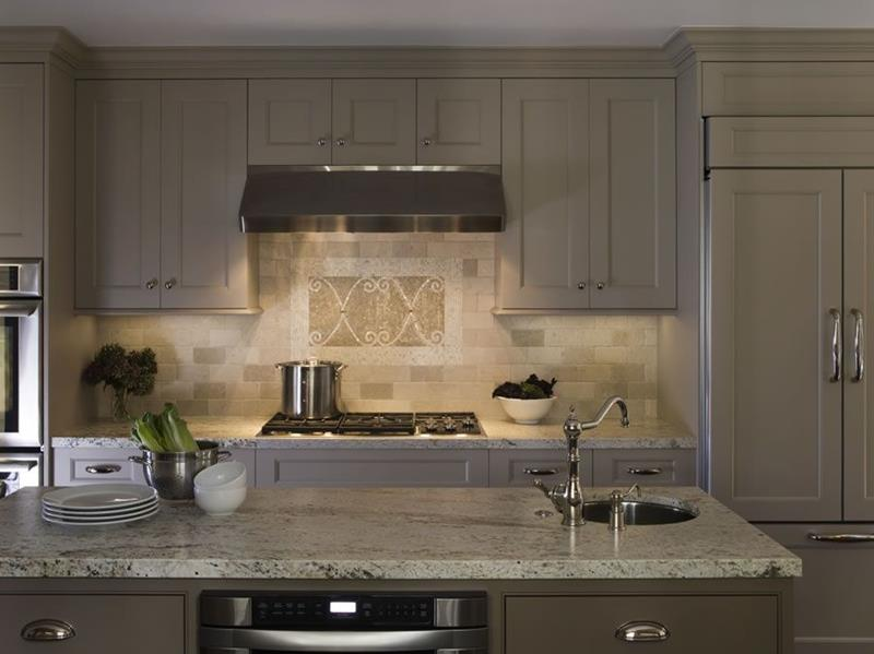 image named 20 Beautiful Traditional Kitchen Designs 6