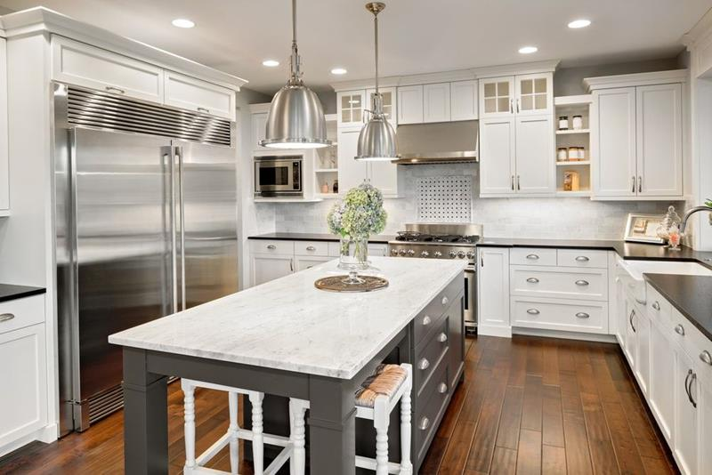 image named 20 Beautiful Traditional Kitchen Designs 8