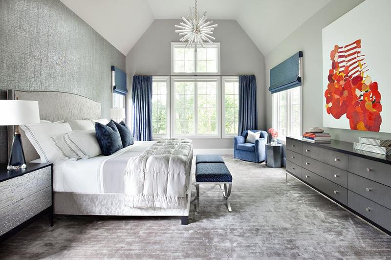 image named 20 Beautifully Designed Master Bedrooms 3