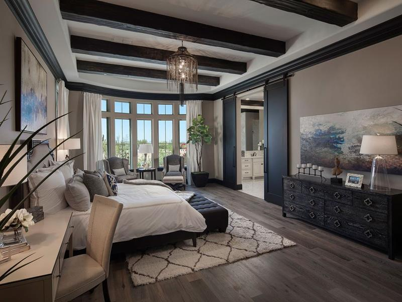 image named 20 Beautifully Designed Master Bedrooms 5