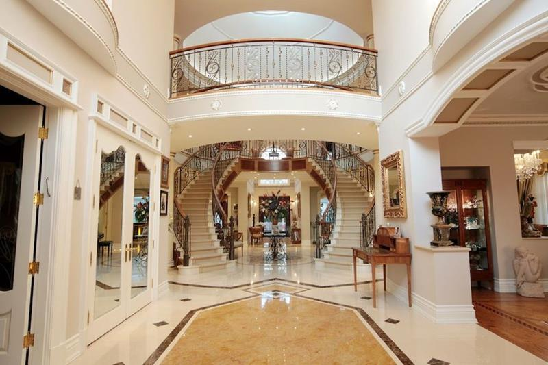 image named 20 Breathtaking Foyer Designs and Ideas 1
