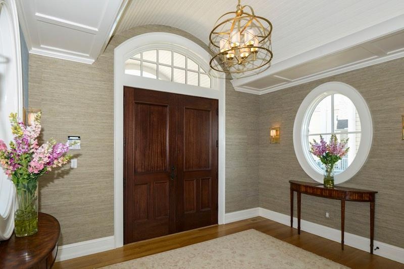 image named 20 Breathtaking Foyer Designs and Ideas 4